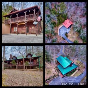Photo of 703/705 Boone Acres Way, Sevierville, TN 37863 (MLS # 1068641)