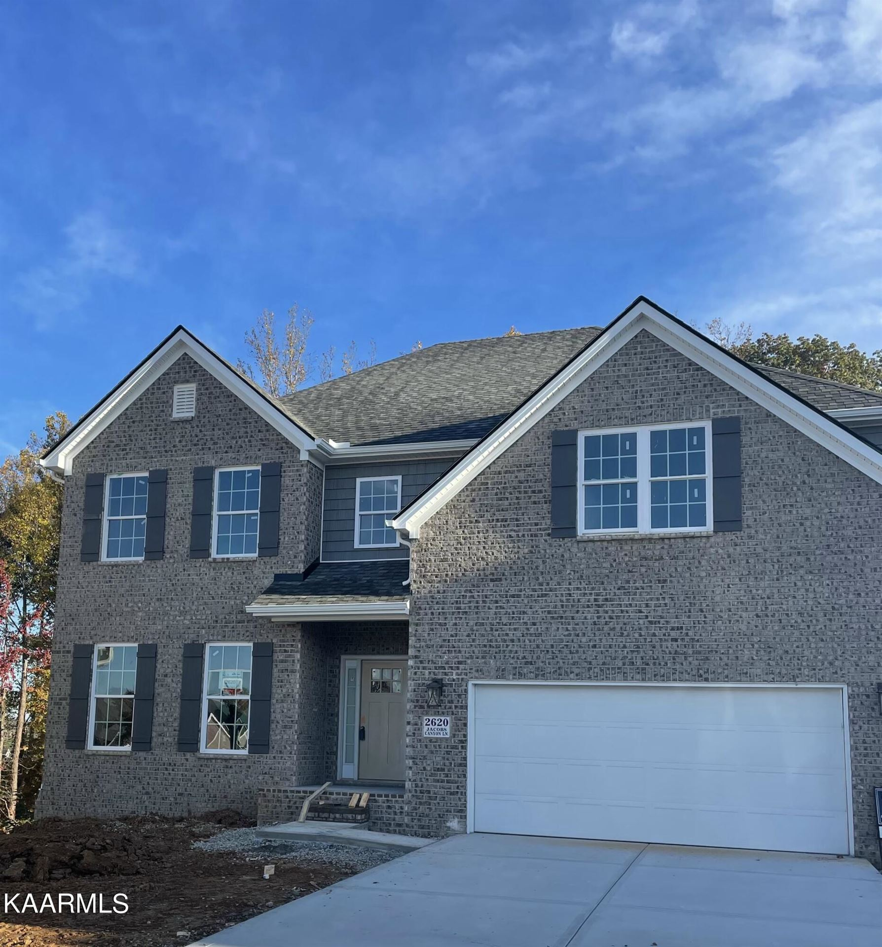 Photo of 2620 Jacobs Canyon Lane, Knoxville, TN 37932 (MLS # 1171706)