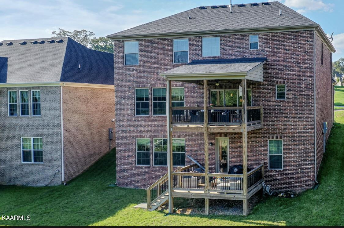 Photo of 8610 Oxford Drive, Knoxville, TN 37922 (MLS # 1171737)