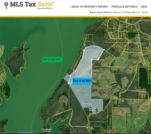 Tiny photo for 1250 Johnson Lane, Ten Mile, TN 37880 (MLS # 1139739)