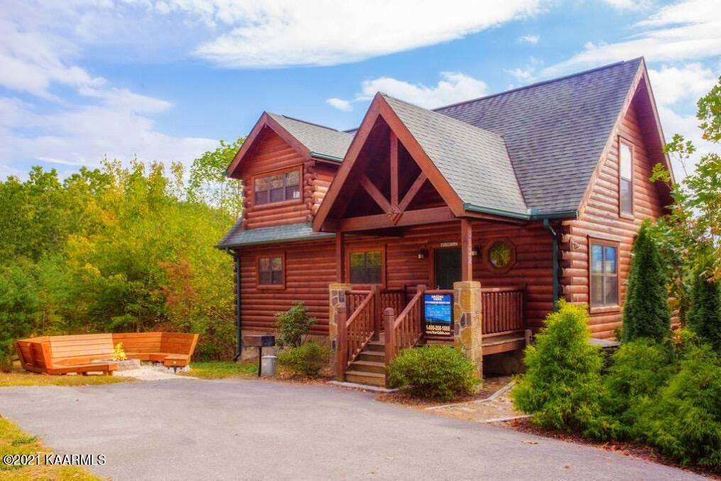 Photo of 3132 Mountain Grace Ln., Sevierville, TN 37876 (MLS # 1170763)