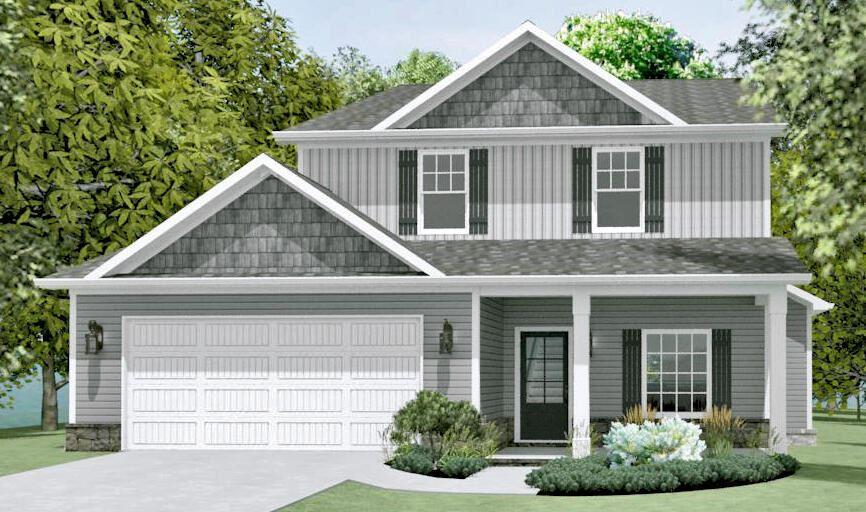 Photo of 110 Deerberry Lane #Lot 95, Oak Ridge, TN 37830 (MLS # 1167767)