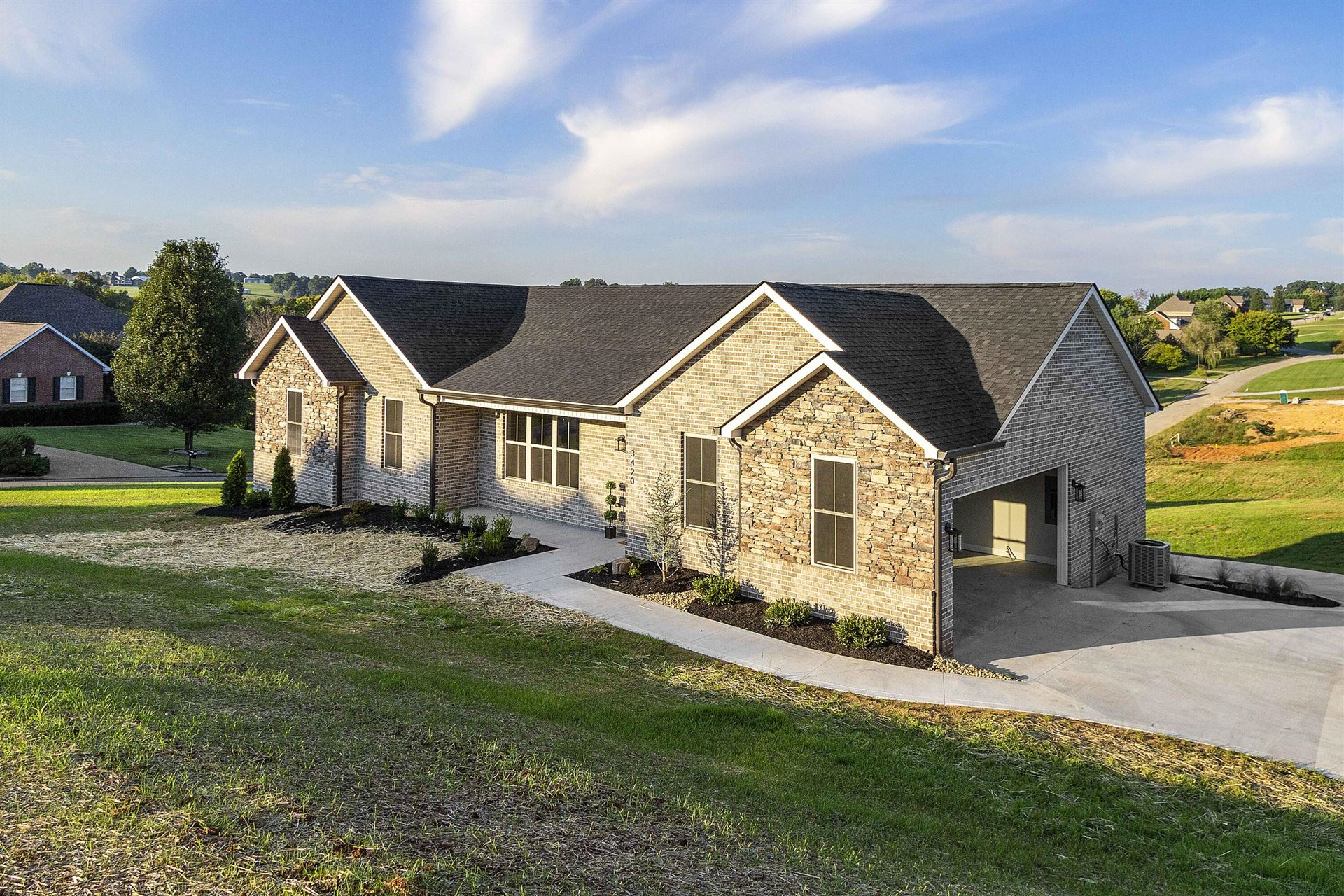 Photo of 3420 Colby Cove Drive, Maryville, TN 37801 (MLS # 1169775)