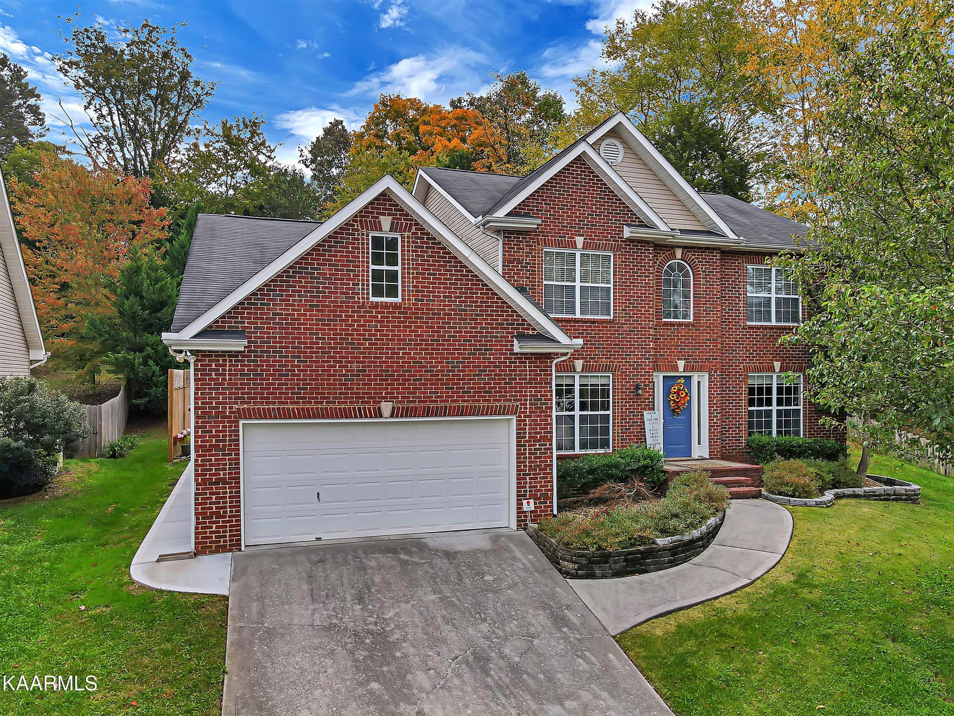 Photo of 3108 Gose Cove Lane, Knoxville, TN 37931 (MLS # 1171793)