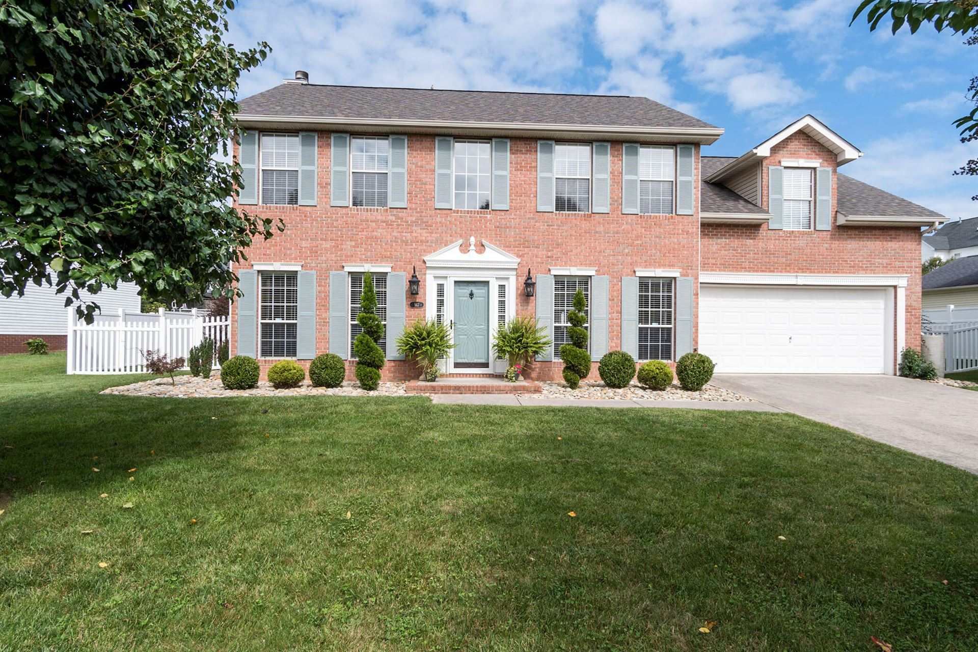 Photo of 917 Paxton Drive Drive, Knoxville, TN 37918 (MLS # 1167827)