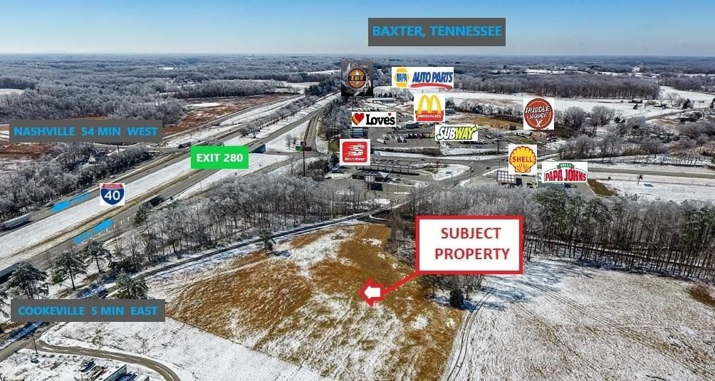 Photo of S First S Ave, Baxter, TN 38544 (MLS # 1143837)