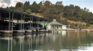 Photo of Deerfield Cove Marina, Lafollette, TN 37766 (MLS # 1070852)