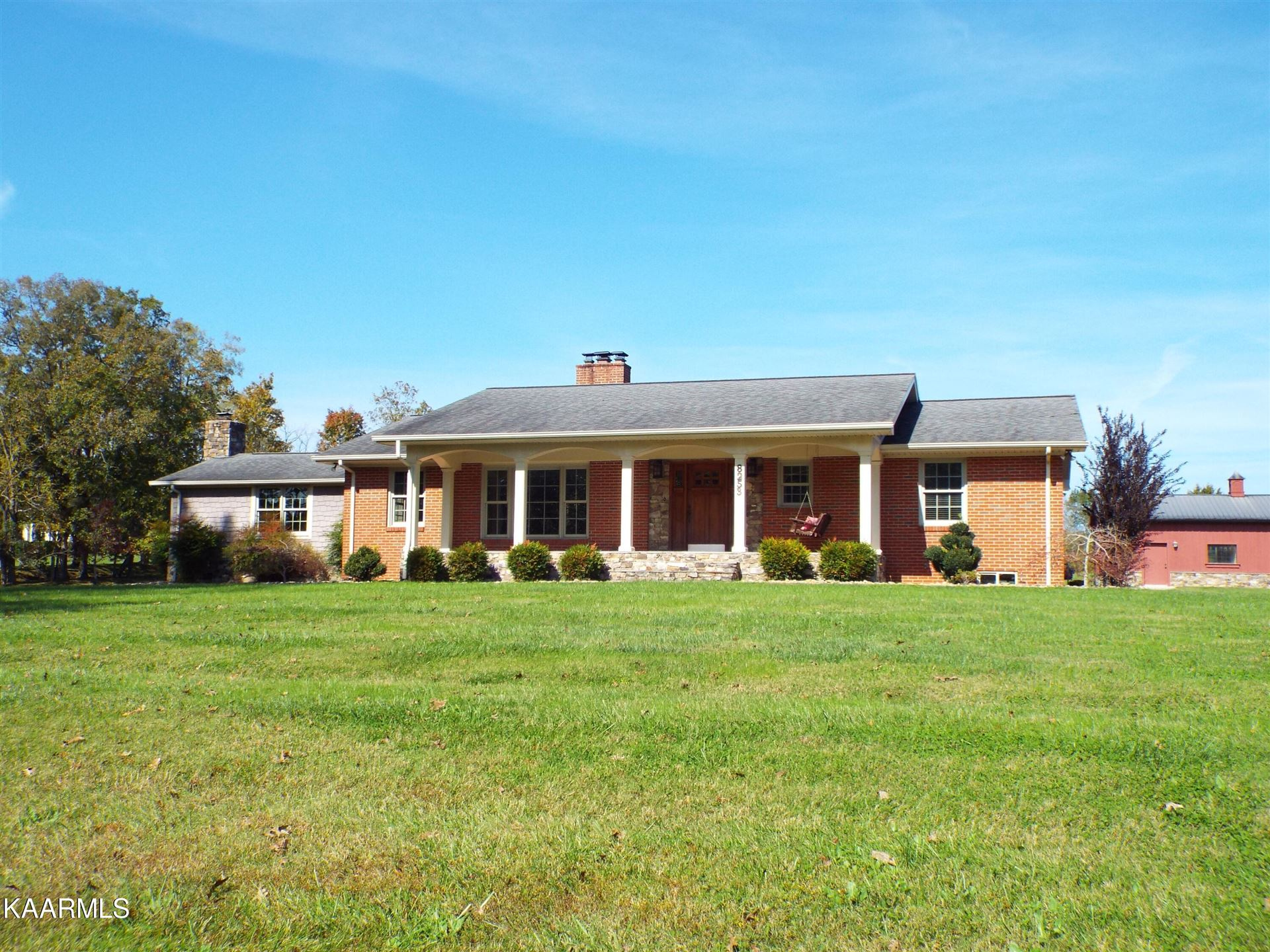 Photo of 8253 N Ruggles Ferry Pike, Knoxville, TN 37924 (MLS # 1171852)