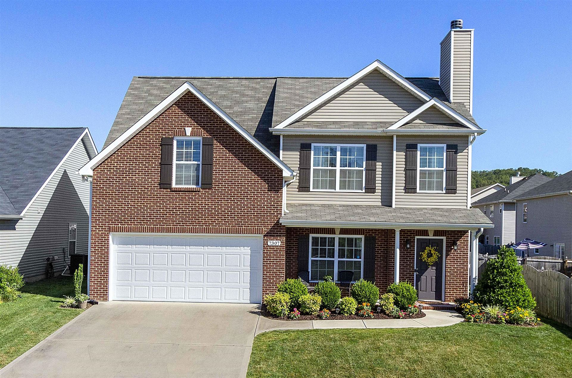 Photo of 7307 Lucky Clover Lane, Knoxville, TN 37931 (MLS # 1156862)