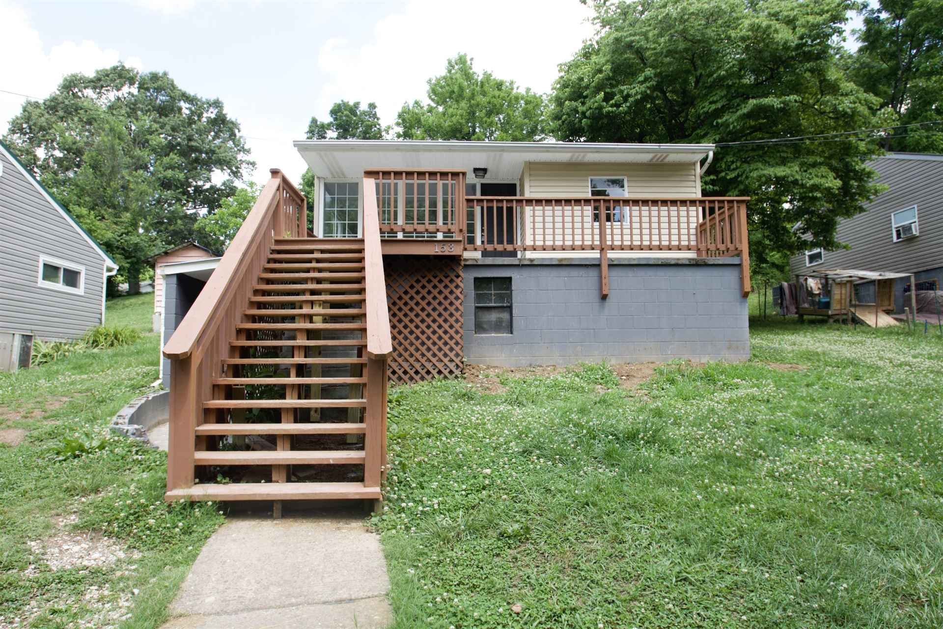 Photo of 153 Johnson Rd, Oak Ridge, TN 37830 (MLS # 1155871)