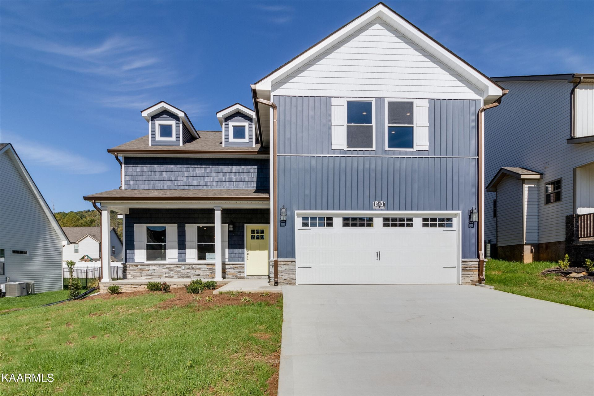 Photo of 1543 Cherokee Landing Drive, Knoxville, TN 37920 (MLS # 1170891)