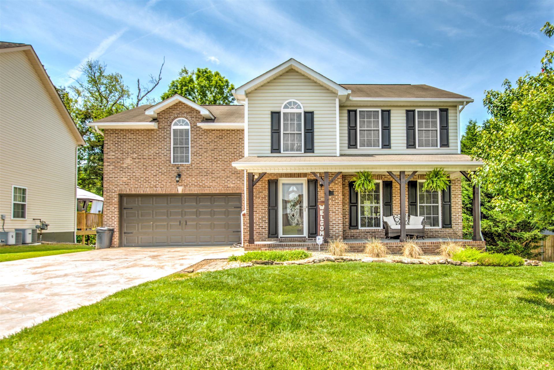 Photo of 6831 Audrianna Lane, Knoxville, TN 37918 (MLS # 1152902)