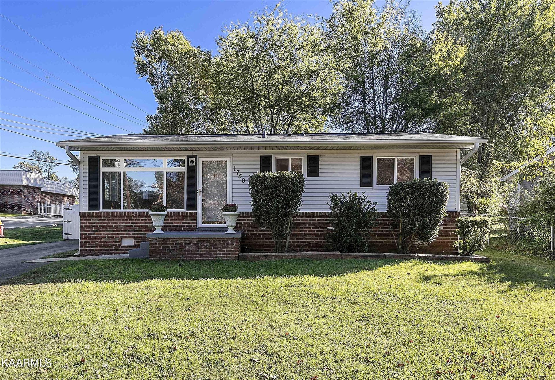 Photo of 1750 Hillwood Drive, Knoxville, TN 37920 (MLS # 1170908)