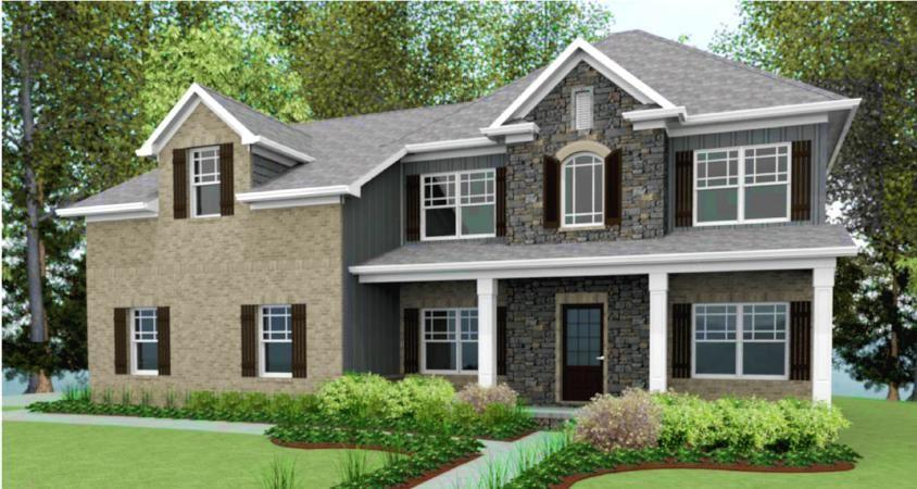 Photo of 129 Mistletoeberry Rd #Lot 412, Oak Ridge, TN 37830 (MLS # 1143931)