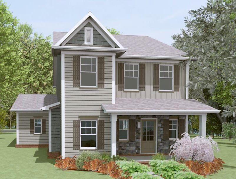 Photo of 122 Hackberry St #Lot42cr, Oak Ridge, TN 37830 (MLS # 1132941)