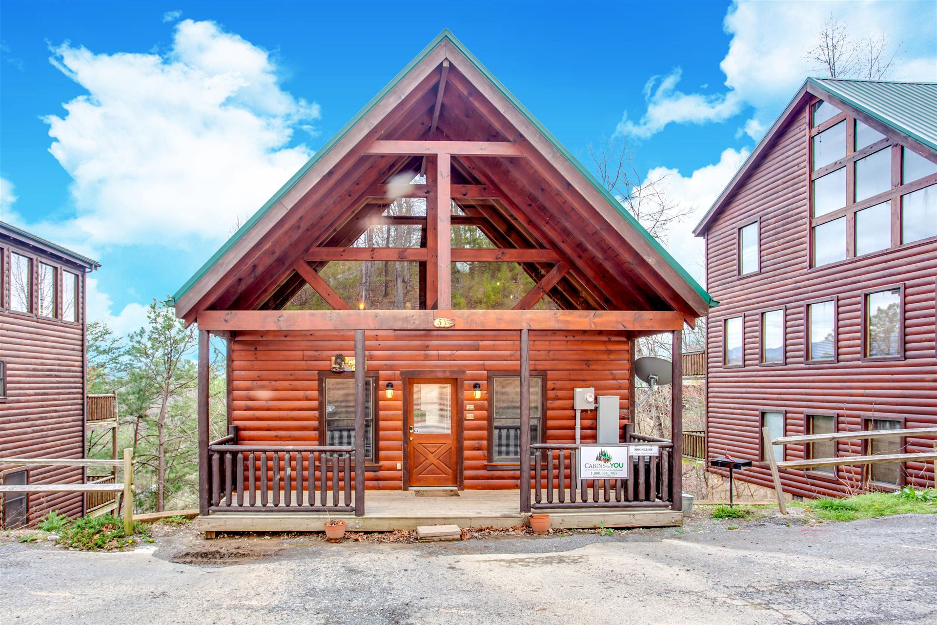 Photo of 2251 Upper Middle Creek Rd #5, Sevierville, TN 37876 (MLS # 1111948)