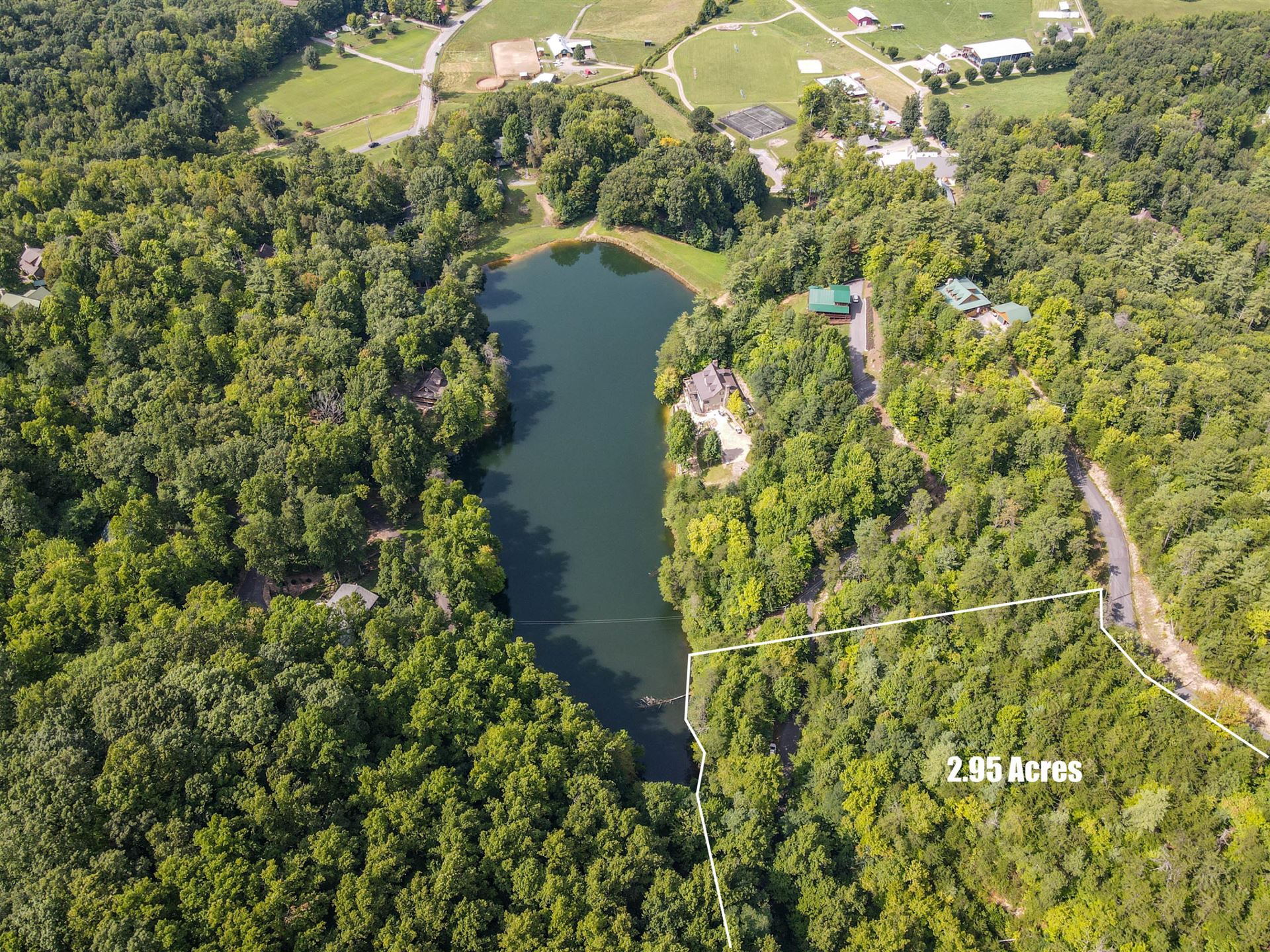 Photo for Lot 21 Marian Lake Way, Sevierville, TN 37862 (MLS # 1129970)
