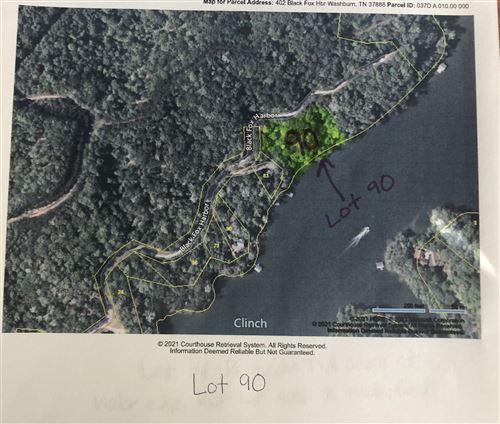 Photo of Lot 90 Black Fox Harbor, Washburn, TN 37888 (MLS # 1151981)