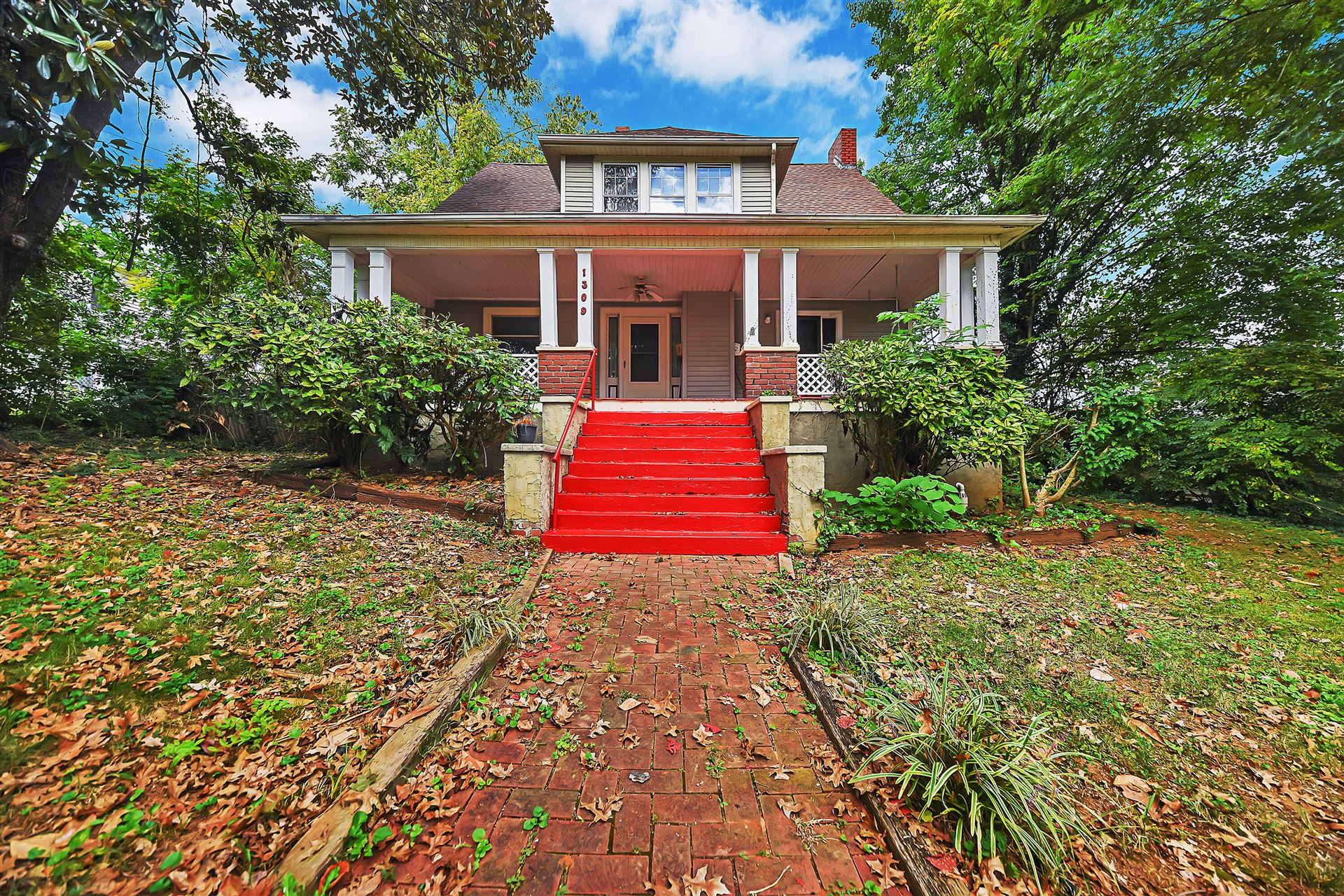 1309 Raleigh Ave #APT 1, Knoxville, TN 37917 - MLS#: 1169499