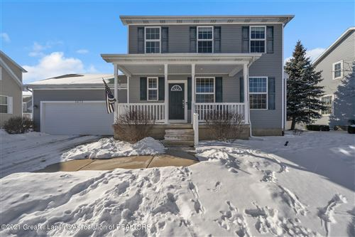 Photo of 3673 Kiskadee Drive, East Lansing, MI 48823 (MLS # 253030)