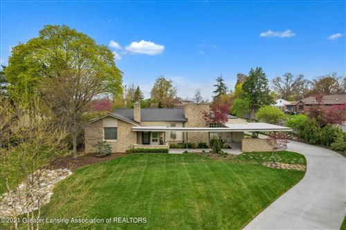Photo of 820 Southlawn Avenue, East Lansing, MI 48823 (MLS # 255107)