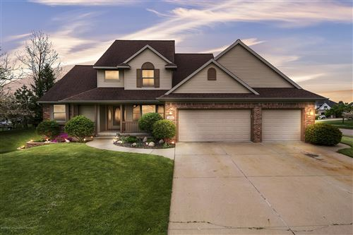 Photo of 10896 Ireland Drive, Grand Ledge, MI 48837 (MLS # 247145)