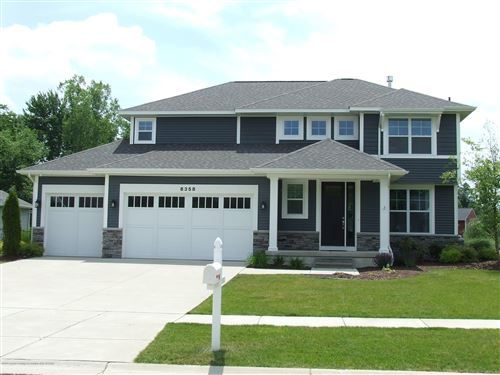 Photo of 8358 Yellowstone Lane, Lansing, MI 48917 (MLS # 247195)