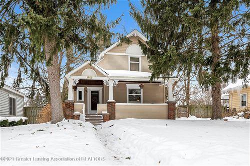 Photo of 1406 E Mt. Hope Avenue, Lansing, MI 48910 (MLS # 253216)