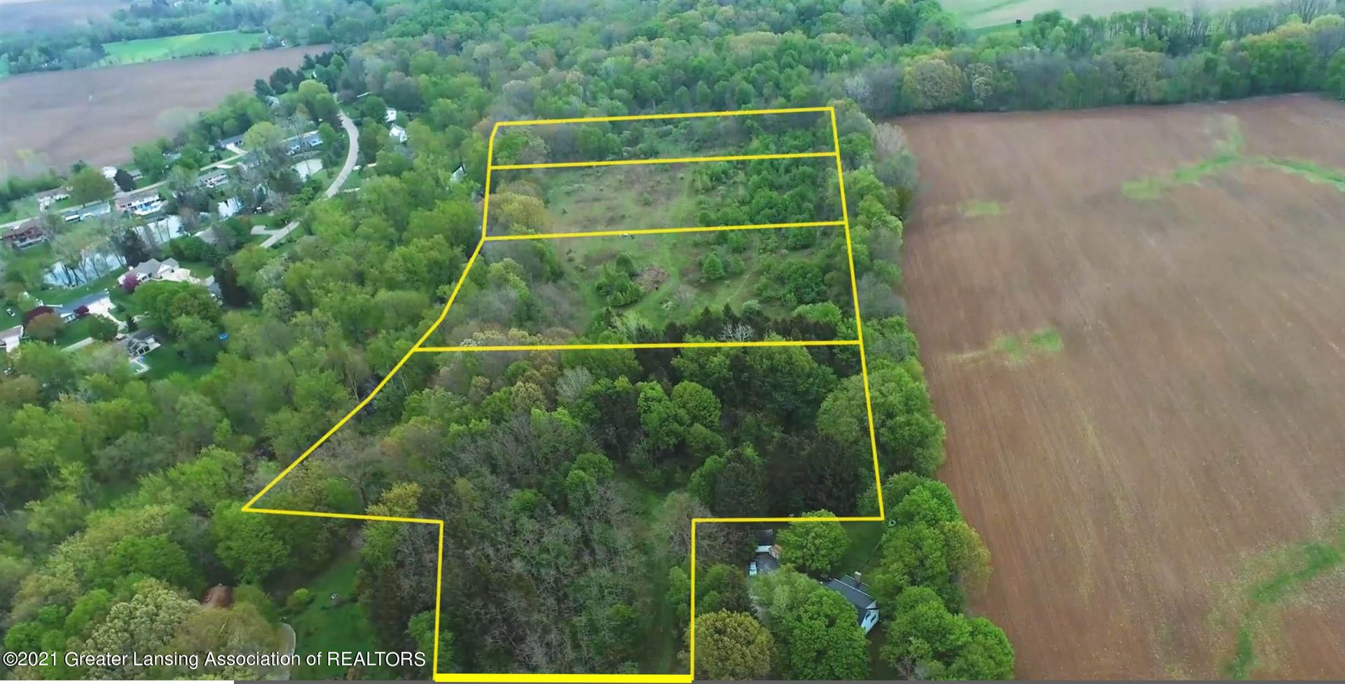 Photo for 0 Forest Hill - Parcel A, Grand Ledge, MI 48837 (MLS # 255268)