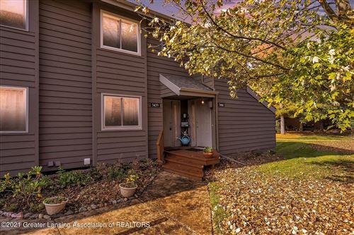 Photo of 5459 Wild Oak Drive, East Lansing, MI 48823 (MLS # 260282)