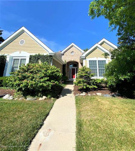 Photo of 6219 E Golfridge Drive, East Lansing, MI 48823 (MLS # 247325)