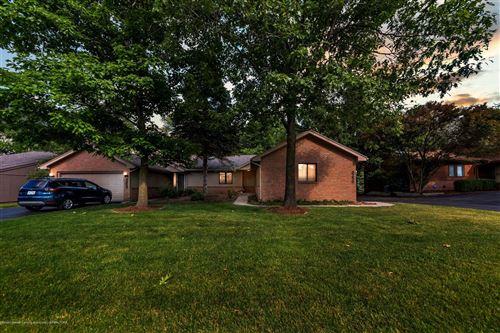 Photo of 5256 E Hidden Lake Drive, East Lansing, MI 48823 (MLS # 247331)