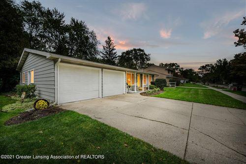Photo of 5404 Blue Haven Drive, East Lansing, MI 48823 (MLS # 260396)