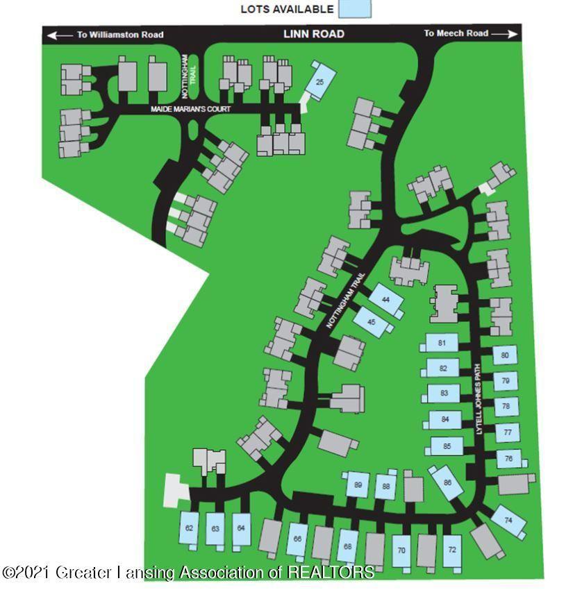 Photo for 1542 Nottingham Forest Trail #64, Williamston, MI 48895 (MLS # 251436)