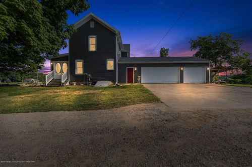 Photo of 11158 Kenyon Road, Grand Ledge, MI 48837 (MLS # 247478)