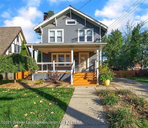 Photo of 1412 W Kalamazoo Street, Lansing, MI 48915 (MLS # 260585)