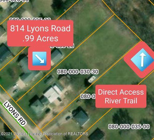 Photo of 814 Lyons Road, Portland, MI 48875 (MLS # 259630)