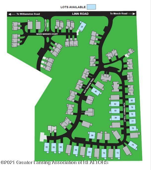 Photo for 1549 Lytell Johnes Path #86, Williamston, MI 48895 (MLS # 253647)