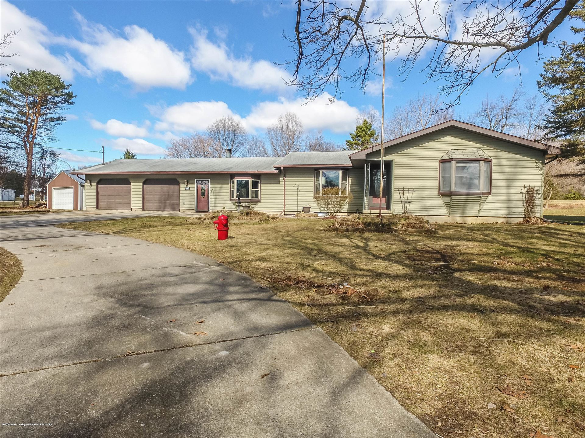 Photo of 4790 Grand River, Owosso, MI 48867 (MLS # 244732)