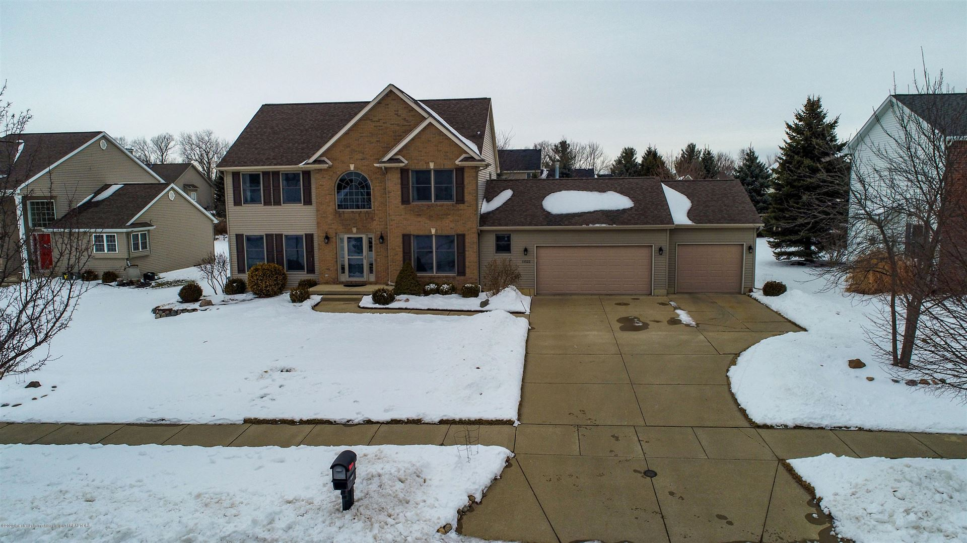 Photo of 11522 Sara Ann Drive, DeWitt, MI 48820 (MLS # 243762)