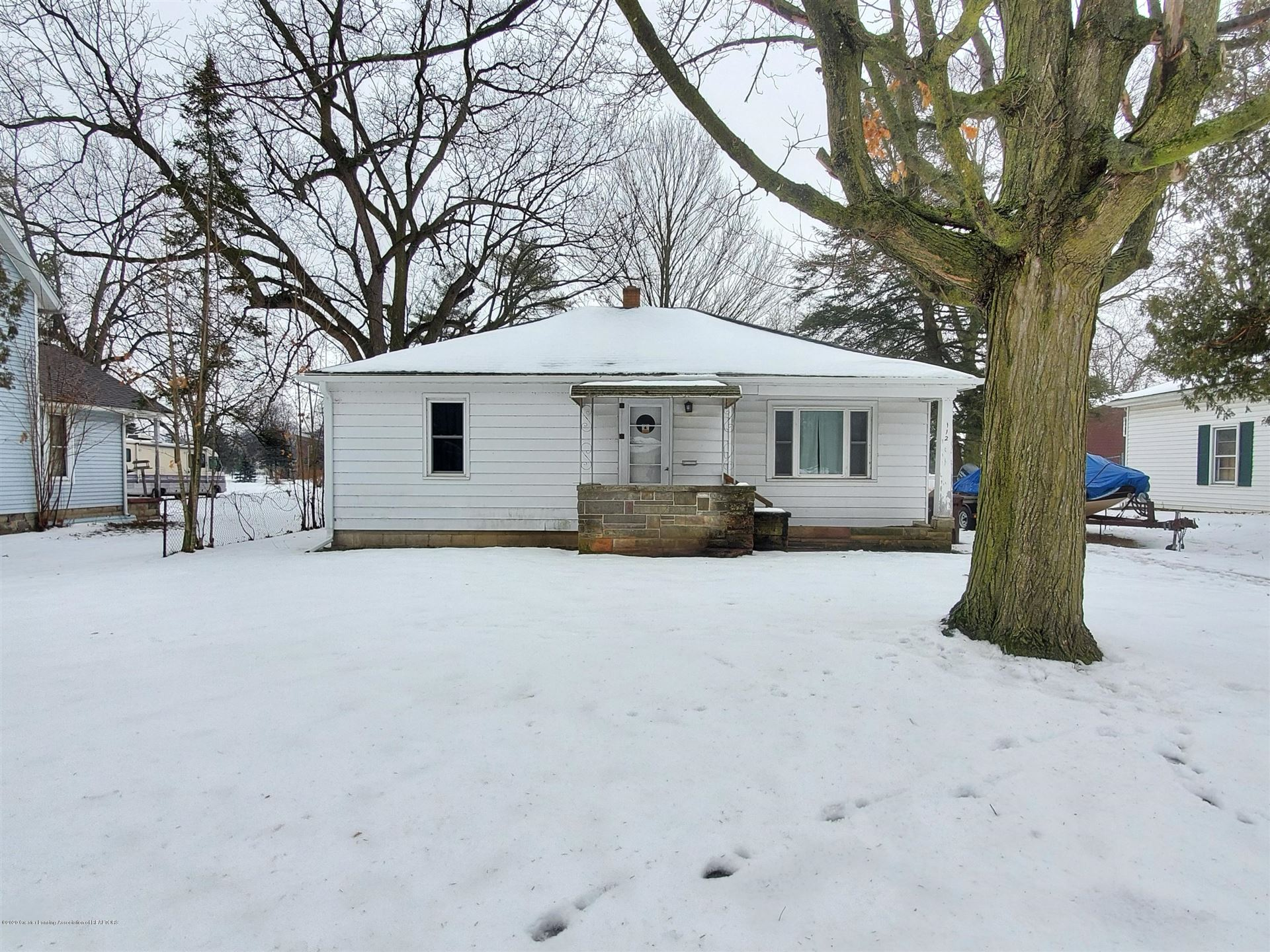 Photo of 112 N Center, Eaton Rapids, MI 48827 (MLS # 243782)