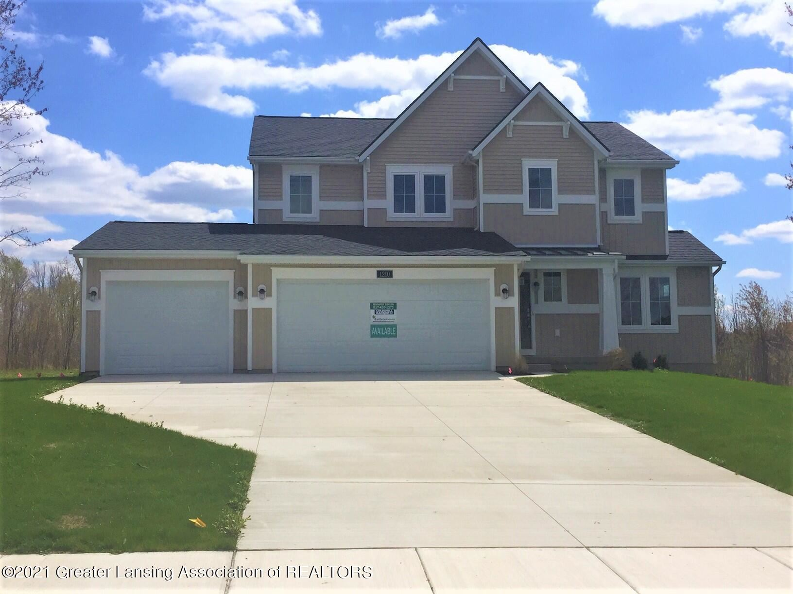 Photo of 1210 Summerfield Lane, St. Johns, MI 48879 (MLS # 243793)