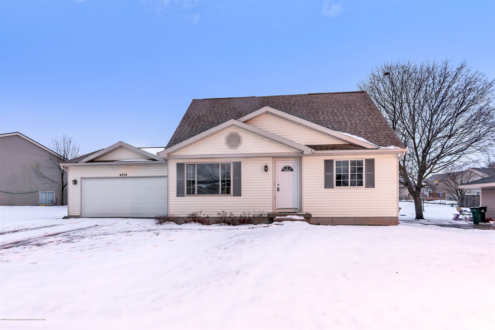 Photo of 4205 Balmoral Drive, Lansing, MI 48911 (MLS # 243801)