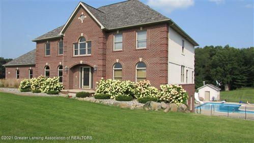 Photo of 680 N Cedar Road, Fowlerville, MI 48836 (MLS # 257859)