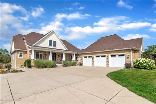 Photo of 4277 Fruitbelt Lane, Williamston, MI 48895 (MLS # 249922)
