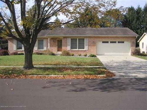 Photo of 5563 Wood Valley Drive, Haslett, MI 48840 (MLS # 250935)