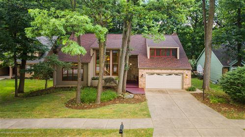 Photo of 1986 Thistlewood Road, Okemos, MI 48864 (MLS # 249959)