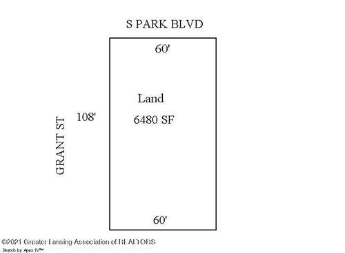 Photo of 602 Park Boulevard, Lansing, MI 48910 (MLS # 259976)