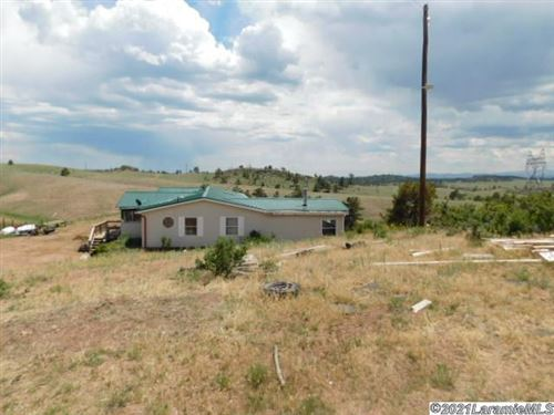 Photo of 20 Old Wagon ro Old Wagon road, Tie Siding, WY 82084 (MLS # 210400)