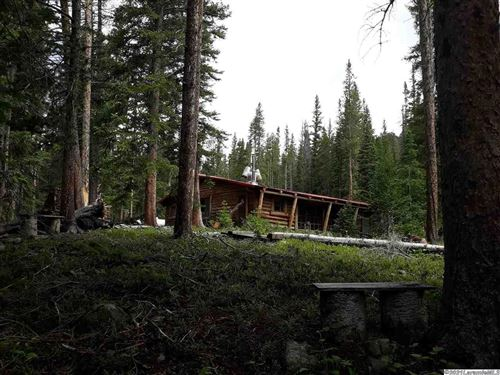 Photo of 336 Barber Lake Road, Centennial, WY 82055 (MLS # 210411)